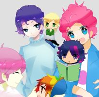 Shippings MlP G.B 3 by arelionXD