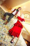 Baccano!: Quite a Pair by ImaginEeri