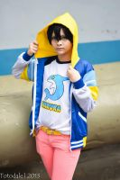 Haruka Nanase: Splash Free! Version 001. by Sea-Cee