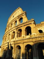 Rome - Colosseum by PhilsPictures