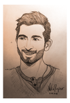 Tyler Hoechlin by spider999now
