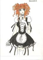 Lolita Maid by SyntheticHatred