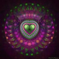 Josettes Heart by Colliemom