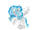 Crystal Ice gift for elsaicepony by cadencetheflamehaze