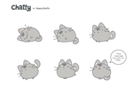 Chatty #42 by Daieny