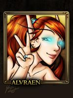 Alvraen by Noxychu