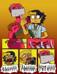 DeviantDead Audition Page 3 by BrianDanielWolf
