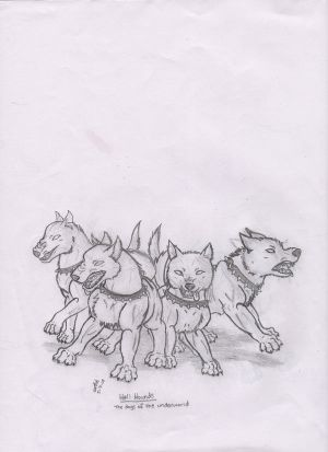 Hounds of Hell--NOT DONE