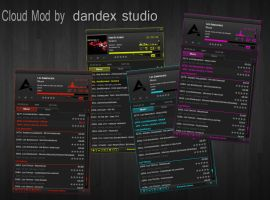Cloud Mod by Dandex Studio by Dandex