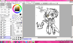 Eldoodle #24 Contest - Chung 'Royal Maid' WIP by MoonStar34