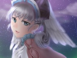 Melia by oilishism