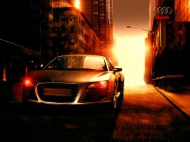 Audi R8 by Breity
