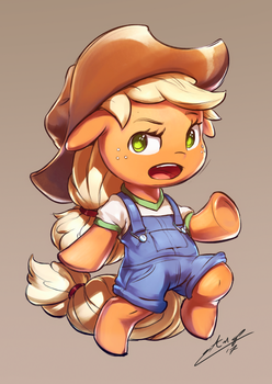 Big Hat Pon by AssasinMonkey