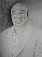 Michael Clarke Duncan by iamtherealbender