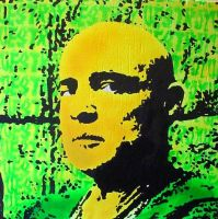 Marlon Brando Apocalypse Now by chrispjones
