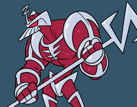 Lord Zedd by Shenaniganza