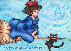 .:Kiki's Delivery Service:. by kimberly-castello