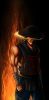 New Challenger -- Kung Lao by KarlaCr0me