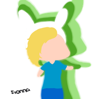 Fionna chibi by Ilovecupcakesomuch