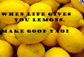 Lemons make me happy by sessyf1uffyism1n3l0l