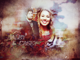 haley and casey by Resensitized