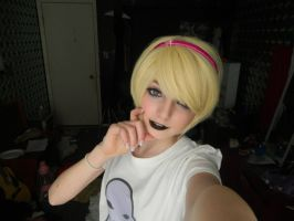 Rose Lalonde cosplay by Daves-Turntables