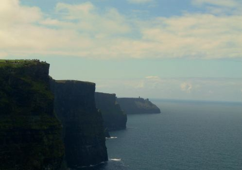 Cliffs of Moher by Sonimi