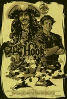 HOOK MOVIE POSTER by GranadaVector