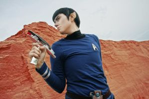 Star Trek - Mr. Spock - 05 by KyoyaKun