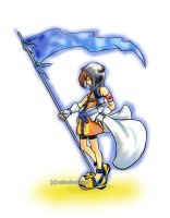 I carry the same flag as sora by AnimeLover536