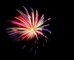 Cause Baby You're A Firework by annieheart12