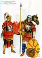 Roman Cav. II-III and IV-V AD by Fall3NAiRBoRnE