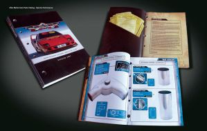 Catalog Design by chrisfolio