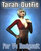 Tarah Outfit for V4 Bodsuit by mylochka
