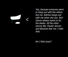 Ask the Storms 1- Lonely by WonderHooves