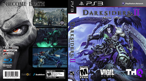 Darksiders 2: Death Lives 01 by FoeTwin