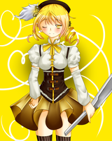 Mami Tomoe by Scuroro
