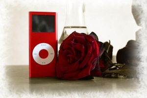 iPod Nano RED by wiim