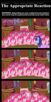 Too many Pinkie Pies - The Appropriate Reaction by UltraTheHedgetoaster