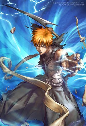 hollow, Ichigo