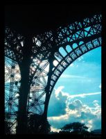 Eiffel Tower 1 by re-director