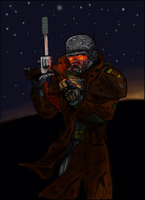 Fallout New Vegas NCR by Haky87