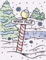 North Pole by SugarRingus