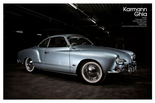 karmann ghia by rd4play