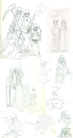 Homestuck requests by nargirl