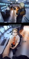 Fisheye Placebo: Ch0 - Part 5 by yuumei