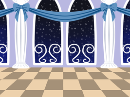 Tumblr Winterprom 2013 Background by TariToons
