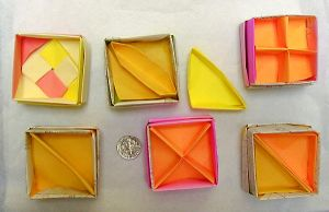 origami box dividers by wombat1138