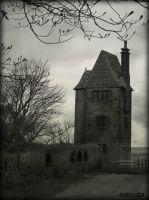 The Old Witches House by Estruda