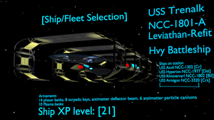 Ship Selection by Marksman104